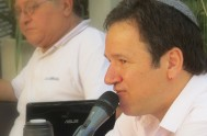 21/07/2015 –La Delegación de Asociaciones Israelitas Argentinas Córdoba realizó ayer el acto por el 21º aniversario del atentado a la Asociación Mutual Israelita…