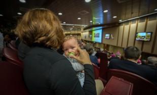 """06/10/2015 - Ya se está desarrollandola última parte del Sínodo de obispos dedicado a""""La vocación y la misión de la familia en la Iglesia y en el mundo contemporáneo"""" (4-25 octubre 2015),…"""