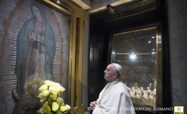 """14/02/2016 - """"Ha sido una jornada riquísima de contenidos, en discursos y en gestos que es con lo que más habla el Papa Francisco"""" dijo el Padre Javier Soteras desde México donde…"""