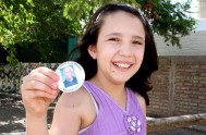 """01/02/2016 –Camila Brusotti, ingresó en 2013gravemente herida en un hospital de San Juan y recuperó su salud """"sin explicación científica"""". Su sanación fue…"""