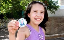 """01/02/2016 –Camila Brusotti, ingresó en 2013gravemente herida en un hospital de San Juan y recuperó su salud """"sin explicación científica"""".…"""
