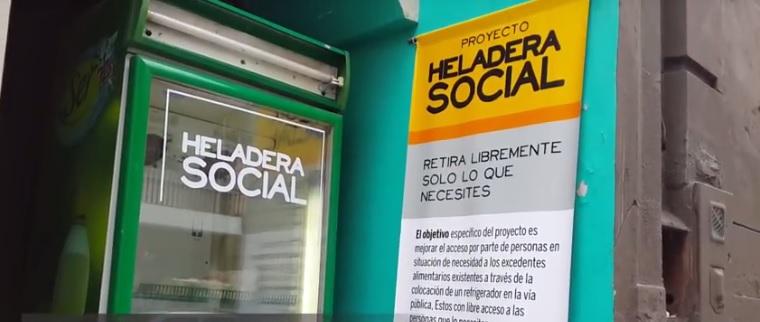 Heladera social