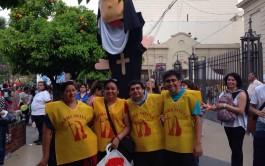 26/08/2016 –Numerosos fieles provenientes desde distintos puntos de nuestro país, se acercaron hasta Santiago del Estero para vivir la Beatificación…