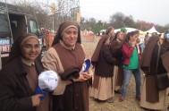 27/08/2016 – Dosconsagrados presentes en la Beatificación de María Antonia de la Paz y Figueroa nos comparten su sentir respecto a este acontecimiento…