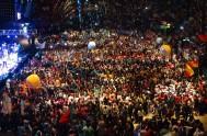 24/10/2016 – El sábado 22 de octubre miles de niños participaron en el Luna Park, en la Capital Federal, de una misa preparada…