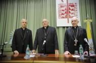 """25/10/2016 – A través de un comunicado conjunto, la Santa Sede y la Conferencia Episcopal Argentina anunciaron que finalizó el""""proceso de organización y…"""