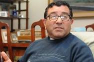 """18/04/2017 – En diálogo con Radio María Argentina, el Padre Omar Quinteros, Cura Párroco de Famatina, autor del libro """"Campanas de Famatina"""", donde…"""