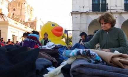 21/06/2017 - En Córdoba iniciamos elinvierno con una campaña solidaria de la mano del Pato Solidario y la Asociación Civil Hombre Nuevo. Desde el jueves 22 y hasta el domingo 25, el…
