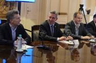 17/11/2017 –El tema excluyente de hoy es la firma del Pacto Fiscal por parte del Gobierno nacional, del presidente Mauricio Macri, y de…