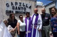 27/12/2017- La Navidad llegó al Complejo San Felipe de Mendoza con la inauguración de la capilla Santo Cura Brochero. Por ese motivo el…