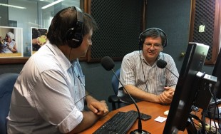 22/01/2018 - Los periodistas Sebastián Pfaffen, de Canal 12 de Córdoba, y María del Carmen Reto Bringas, de Radio María Perú, coincidieron con que Francisco dejó mensajes y propuestas claras para las…