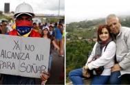 23/01/2018 – James Ball y Luisa Velázquez llegaron a Córdoba en diciembre pasado junto con dos de sus tres hijos. Sin futuro en…