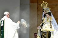 16/01/2018 –600 mil personas estuvieron presentes junto al Papa Francisco en el Parque O' Higgins dondetuvo lugar la celebración de la multitudinaria Misa…