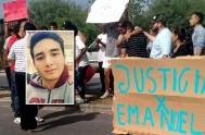 13/02/2018 – Los familiares denuncian practicas de torturas y no de entrenamiento policial Emanuel Garay, de 18 años, cadete aspirante a ingresar a…