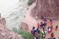 2/02/2018 –La provincia de Salta se ve afectada por la crecida del Río Pilcomayo, esto se debe al temporal que afecta a varias…