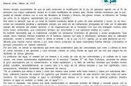 """26/03/2018 – La Iglesia Argentina transmitió al Gobierno Nacional su preocupación por el intento de modificar la ley de glaciares """"con el fin…"""