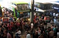 Las estaciones terminales de ómnibus de casi todo el país fueron desbordadas por turistas.  En casi todos los diarios y portales informativos…