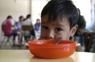 """03/05/2018 – """"Uno de cada 10 chicos tuvo en el año una experiencias de hambre"""" revelaun nuevo informe el Barómetro de la Deuda…"""
