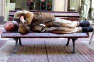 28/06/2018 – Si bien no existen datos oficiales se estima que, por año, en Argentina, mueren 80 personas de frío en las calles…