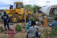 05/06/2018 – Momentos de mucha tensión, incluso con personas detenidas, se vivieron en el barrio Comunitario Parque Esperanza, ubicado en la localidad de…