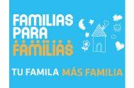 """05/06/2018 – El programa """"Familias para Familias"""" abrió una convocatoria para grupos familiares de la provincia de Córdoba dispuestos a compartir su…"""