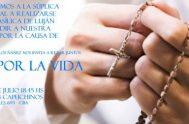 """05/07/2018 – El Arzobispo de Córdoba, Monseñor Carlos José Ñáñez, convocó este domingo 8 de julio a un """"Rosario por la Vida"""" en…"""