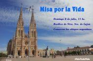 05/07/2018 – Será en el marco del tratamiento de la ley de despenalización del aborto en el Senado. Los obispos argentinos celebrarán el…