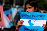 16/08/2018 – Tras el revés parlamentario el proyecto de despenalización del aborto ya no podrá presentarse en el Congreso. Transcurrido un año podrá…