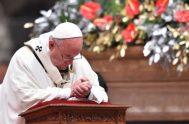 """21/08/2018 – En una carta, el Papa Francisco afirmó que """"nunca será suficiente lo que se haga para pedir perdón y buscar reparar…"""