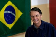 29/10/2018 –Jair Bolsonaro será el encargado de dirigir los destinos del país más grande de Sudamérica durante los próximos cuatro años. El candidato…
