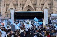 """22/10/2018 – El presidente de la Conferencia Episcopal Argentina fue entrevistado por el diario Perfil. Dijo que """"la Iglesia recibe a todos"""" y…"""