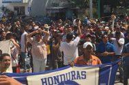 09/11/2018 –Miles de personas que integran la caravana de migrantes centroamericanos se mantienen firmes en llegar a Estados Unidos, pese a los riesgos.…