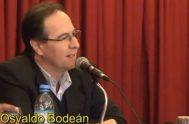 17/12/2018 – Osvaldo Bodean, prestigioso comunicador y docente de Concordia, Entre Ríos, recibió críticas y ataques del Gobierno entrerriano y de periodistas que…