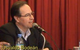 17/12/2018 – Osvaldo Bodean, prestigioso comunicador y docente de Concordia, Entre Ríos, recibió críticas y ataques del Gobierno entrerriano y…
