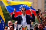 24/01/2019 – Juan Guaidó se autoproclamó presidente en medio de una ola de protestas. Donald Trump, la OEA y varios mandatarios del mundo…