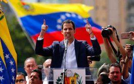 24/01/2019 – Juan Guaidó se autoproclamó presidente en medio de una ola de protestas. Donald Trump, la OEA y varios…