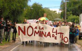 24/01/2019 – Vecinos que se oponen a la exploración de ese mineral se movilizaron por el valle. El Gobierno de…