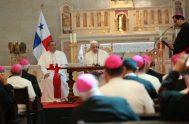 24/1/2019 – Durante la mañana de este jueves, Francisco habló ante el presidente panameño y, luego, ante los obispos de centroamérica. Habló del…