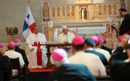 24/1/2019 – Durante la mañana de este jueves, Francisco habló ante el presidente panameño y, luego, ante los obispos de…