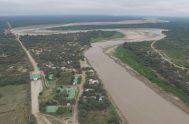 07/02/2019 – El cauce del río Pilcomayo sube producto a las fuertes lluvias que se están registrando en Bolivia. La crecida del río…