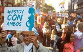 22/03/2019 – Este fin de semana y el próximo lunes se realizarán en todas las provincias argentinas, numerosas marchas en…