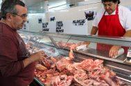08/04/2019 – El precio de la carne vacuna subió otro 6,4% en marzo y acumuló un aumento del 32,5% en el primer trimestre…