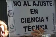 10/04/2019 – En el día del investigador científico, los trabajadores de la ciencia y la tecnología, los trabajadores del Conicet y los que…