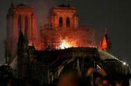 16/04/2019 –En el día de ayer el mundo asistió atónito al incendio de uno de los monumentos históricos mas importantes del mundo, la…