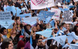 29/05/2019 – El abortismo argentino se movilizó ayer una vez más en distintos puntos del país para darle fuerza a…