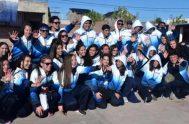 15/05/2019 – Los alumnos de quinto año del Colegio Santa María del Valle Grande, de San Rafael, Mendoza decidieron hacer un buzo de…