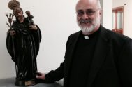 """[audio mp3=""""http://radiomaria.org.ar/_audios/faresmartires.mp3""""][/audio] 24/05/2019 - El Padre Diego Fares habló de los mártires riojanos, y con ellos, del martirio, de lo que significa entregar…"""