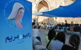 En la fiesta de los santos Joaquín y Ana, Radio Mariam Nazaret retransmitió por primera vez la santa misa desde…