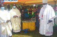 La diócesis de Kasama Luweero (Uganda) recibió con gran alegría un estudio móvil. La señal de radio de la capital, Kampala, llega a…