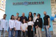 Con gran alegría compartimos que se inauguró Radio Mariam Armenia en Ereván, el 18 de septiembre pasado. Estuvieron presentes benefactores, representantes de la…